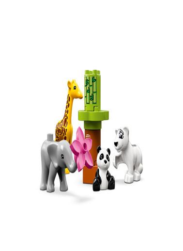 Lego Lego Duplo Yavru Hayvanlar 10904 Renkli